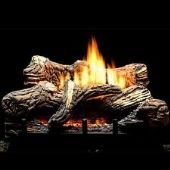 White Mountain Hearth - Flint Hill Contour Log Set