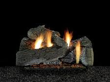 White Mountain Hearth - Harmony Burner with Wildwood Log