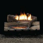 White Mountain Hearth - Whiskey River Contour Log Set